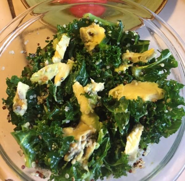 5 Ingredient Detox Salad