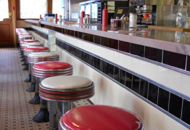 Diner Seats (courtesy 101.5)