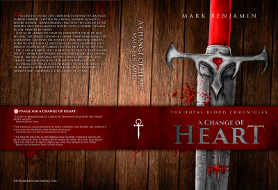 A Change of Heart - Paperback New Cover