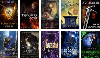 Free Flying Press 10 Book Bundle Giveaway