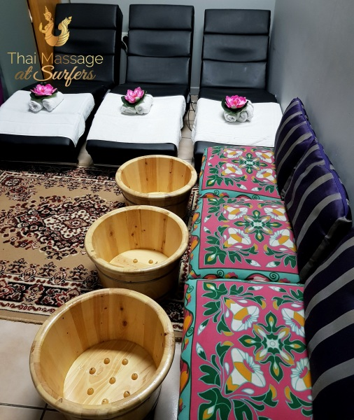 Foot Massage Suite