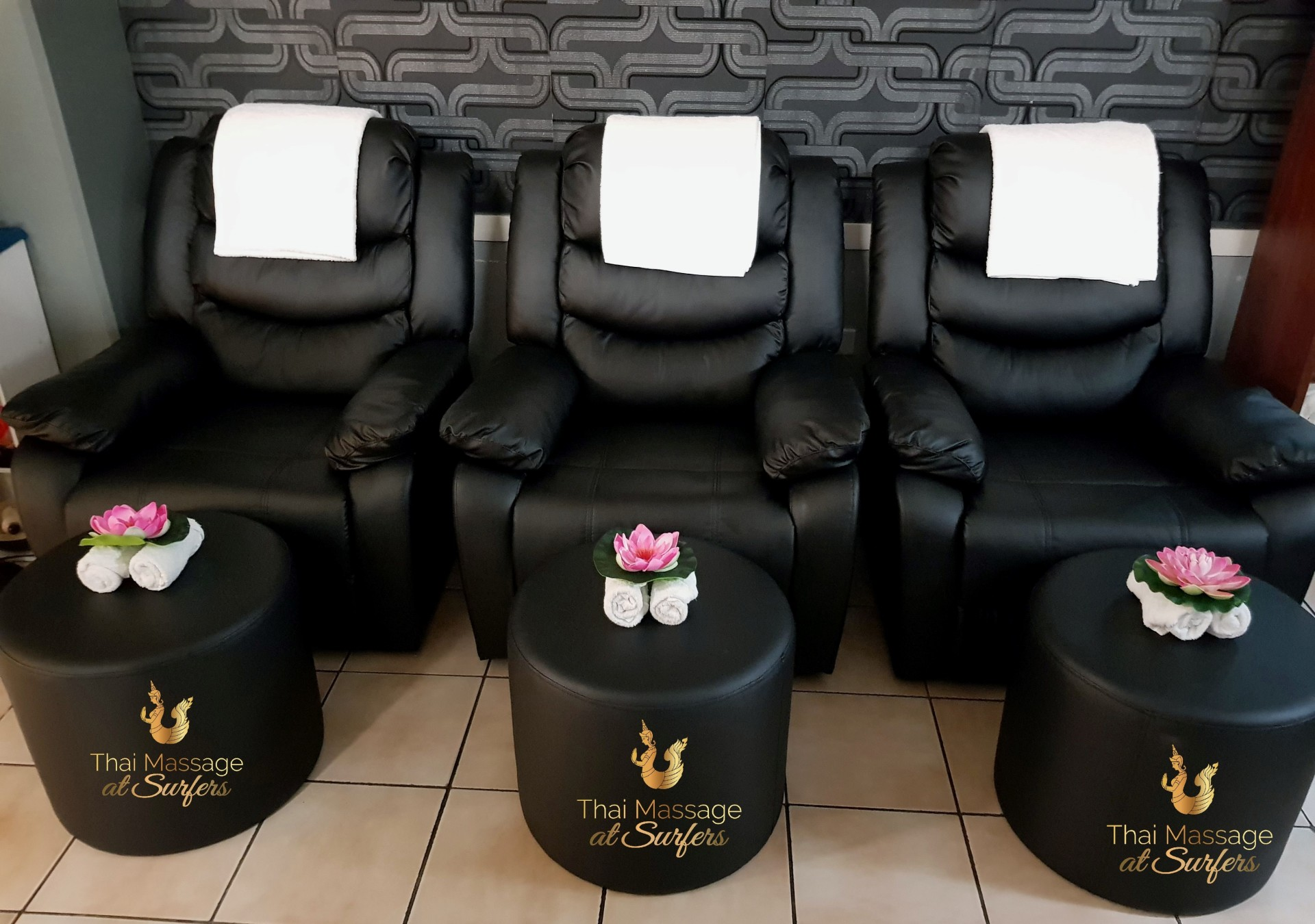 Thai Foot Massage Chairs