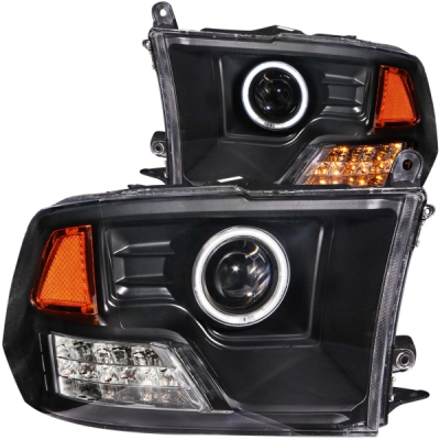 HEADLAMP & TAILLIGHT ASSEMBLIES