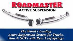 SUSPENSION & HANDLING AIDS