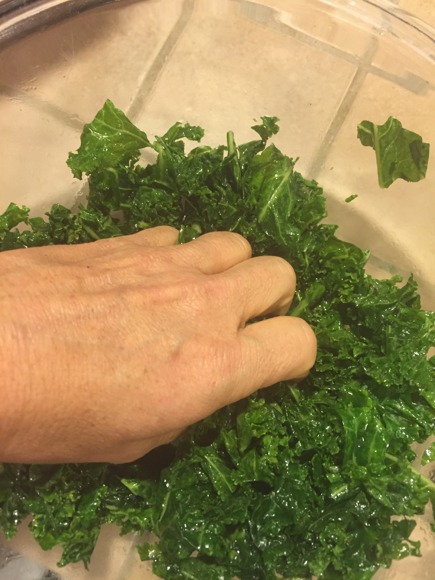 Will You Massage My Kale?