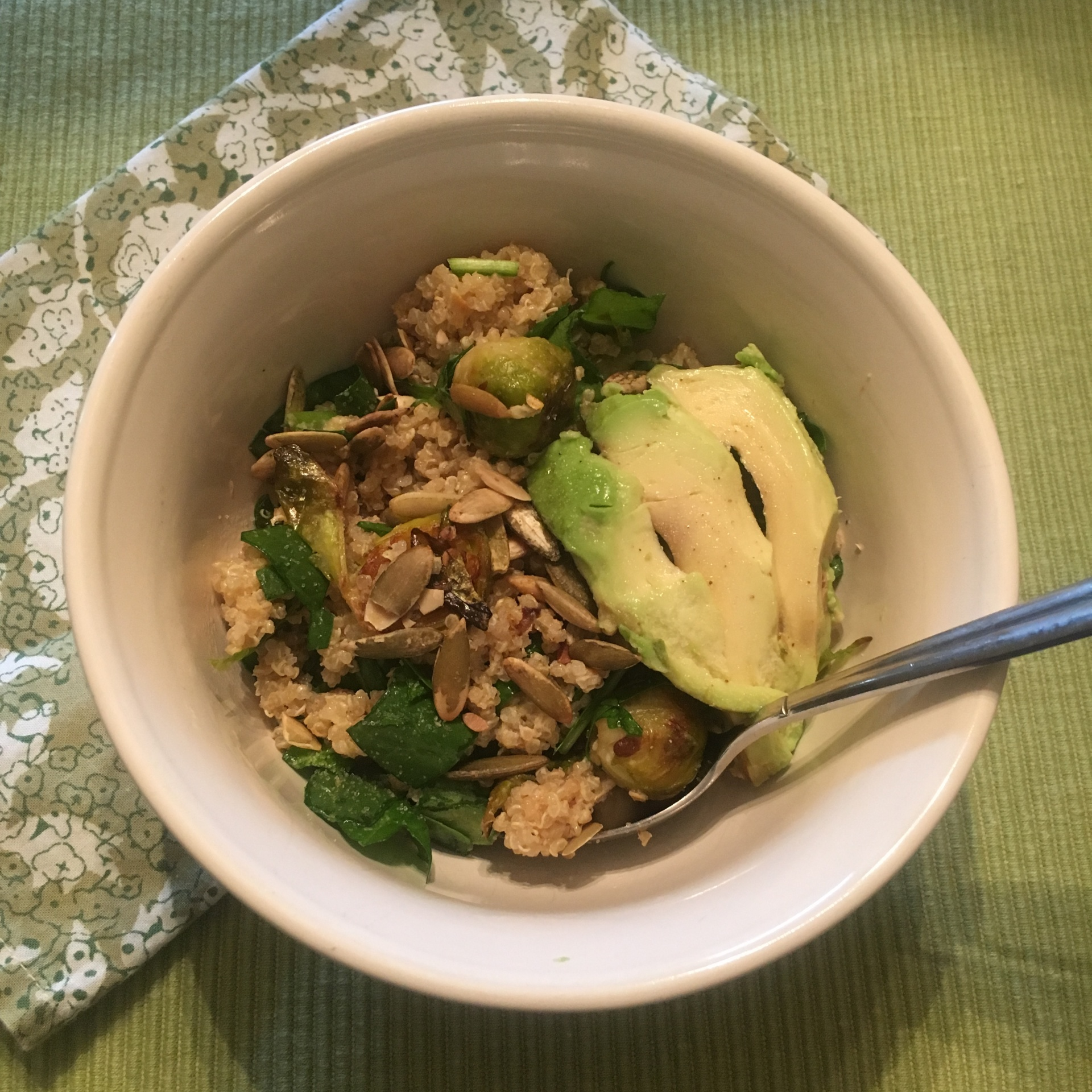 Quinoa Bowls Are A Great Lunch