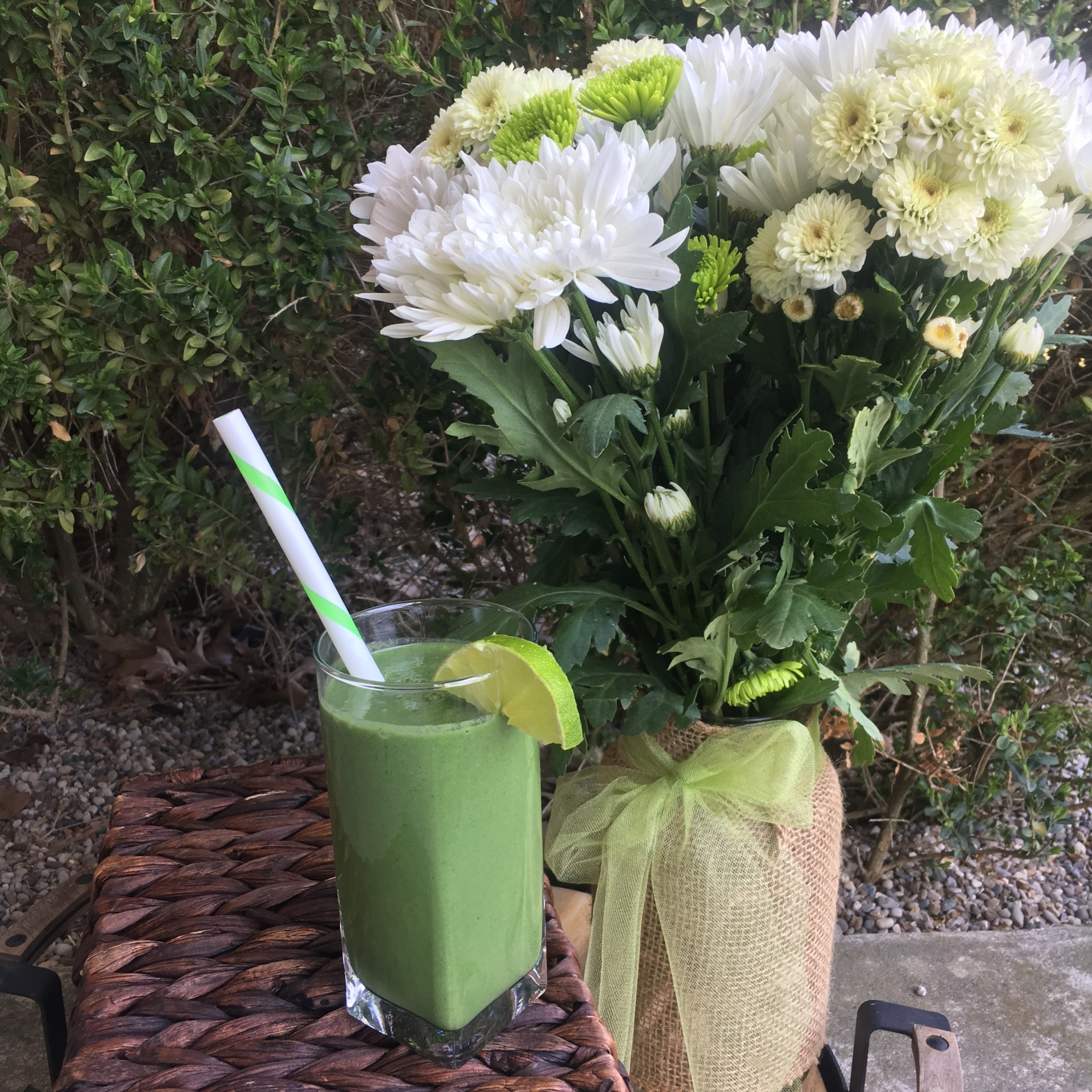 Celebrate Spring with a Green Energy Smoothie