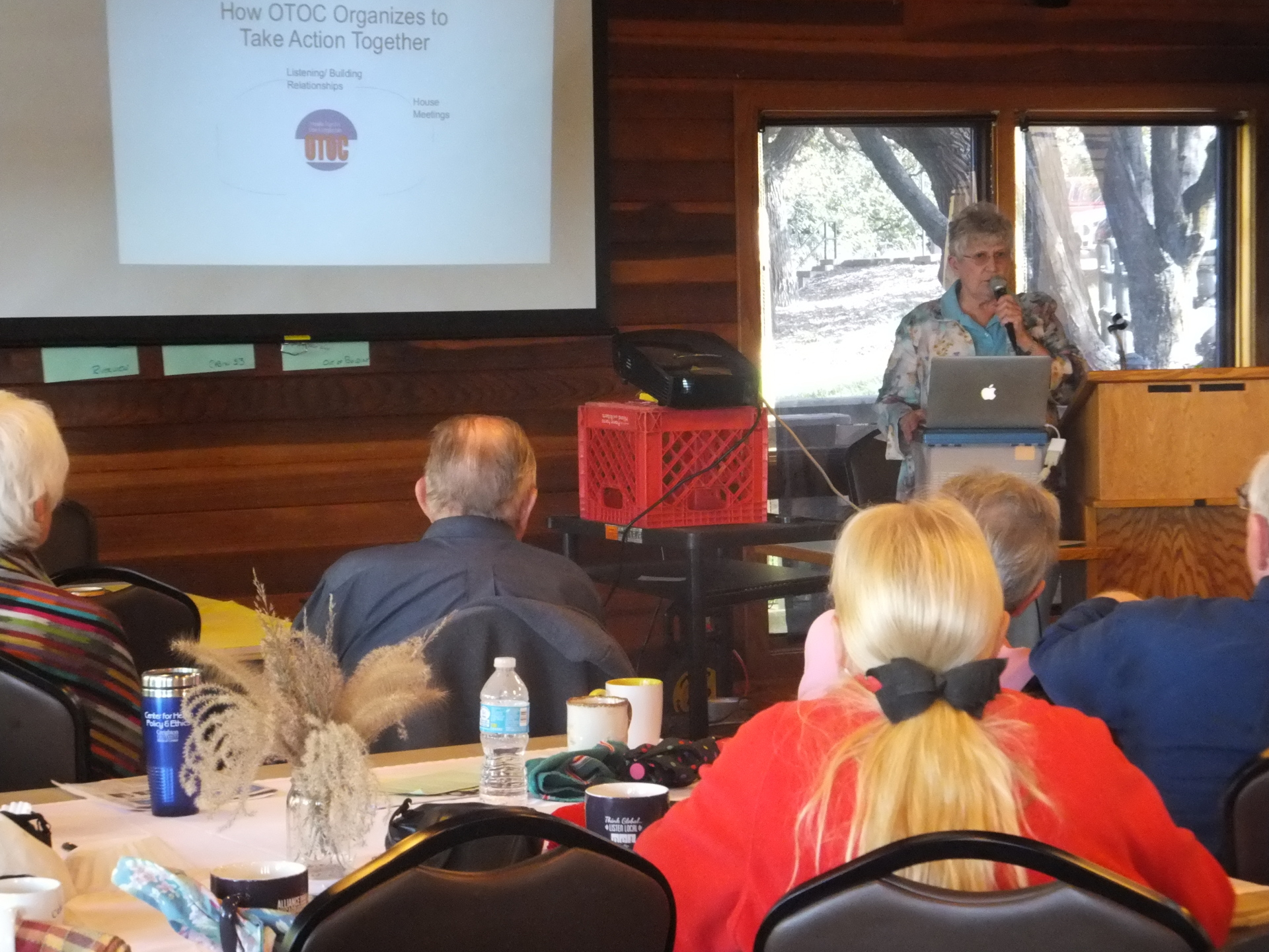 Faith-based Community Organizing with Mary Ruth Stegman of the Omaha Together One Community Environmental Task Force