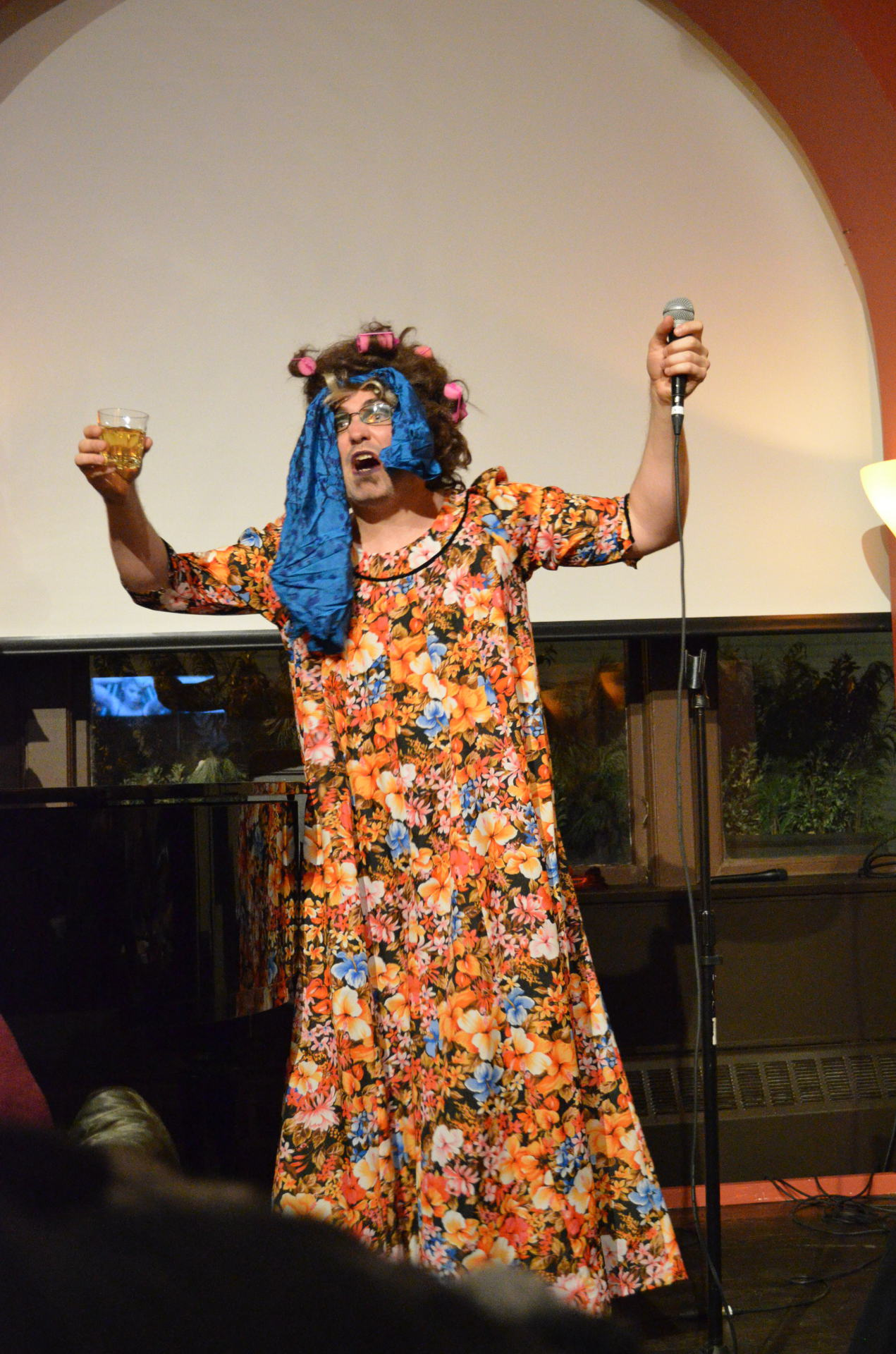 """Mike Budwey """"Drag Miserables"""""""