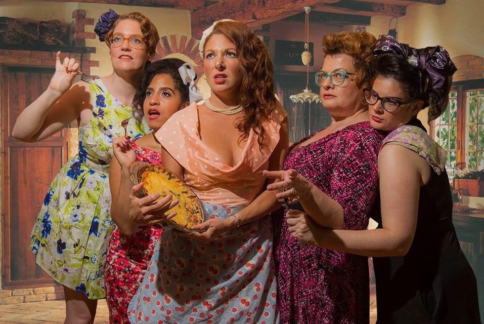 The 5 Lesbians