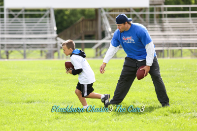 Free Youth Football Camp