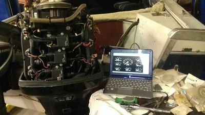 4 Stroke Diagnostics