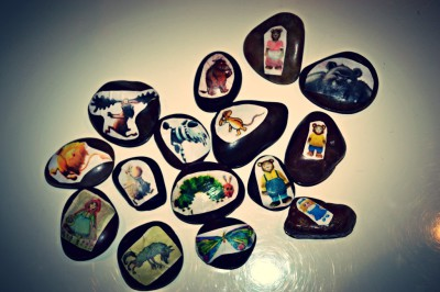 Tell me a story - Storytelling Stones