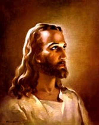 Assumed likeness of our Lord and Savior Jesus the Christ