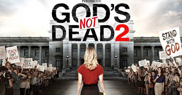 Gos's Not Dead 2 movie