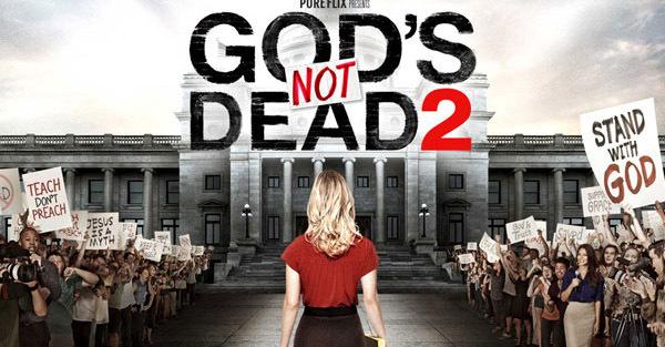 Gos's Not Dead 2 movie
