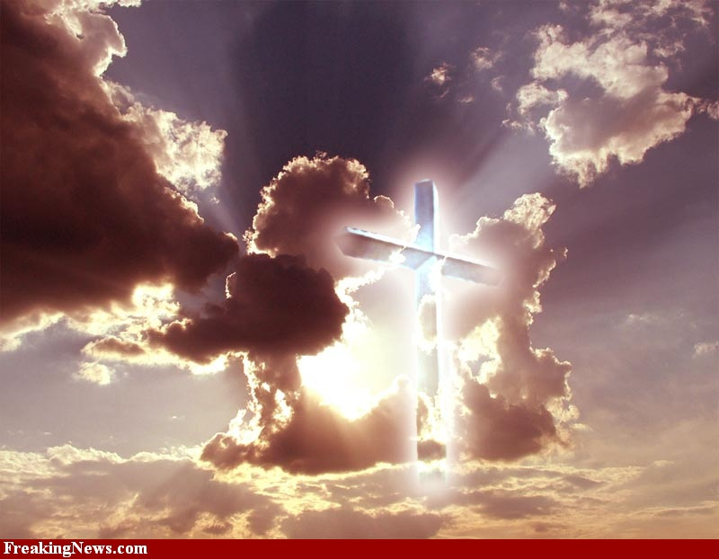 The Cross In The Sky