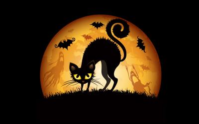 Spooky Halloween Workshop for 6 - 10 Years