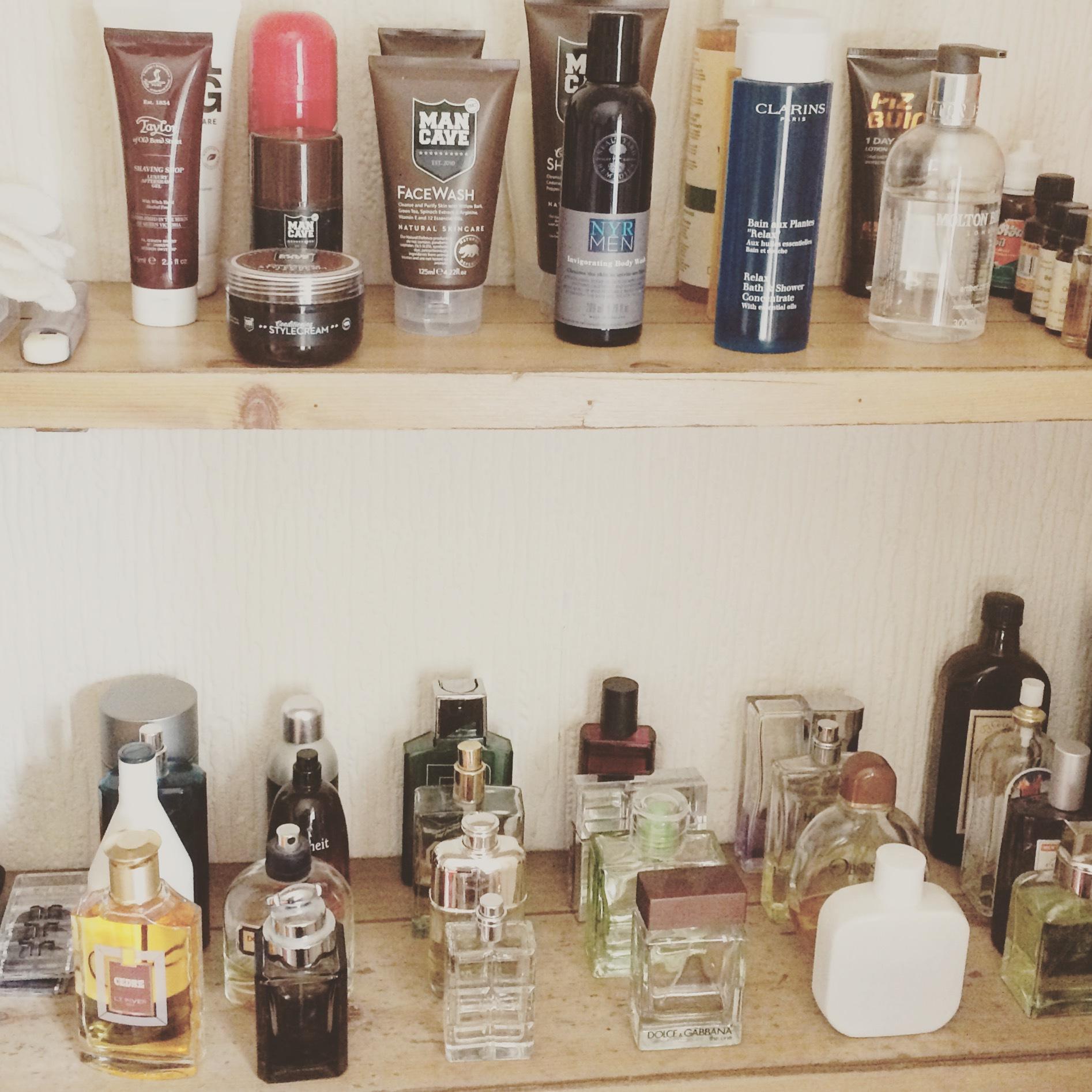 Man Cupboard