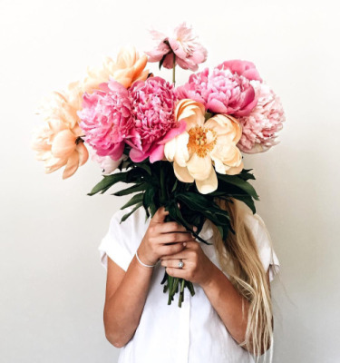 5 Ways that Fresh Flowers can improve your health, productivity & creativity