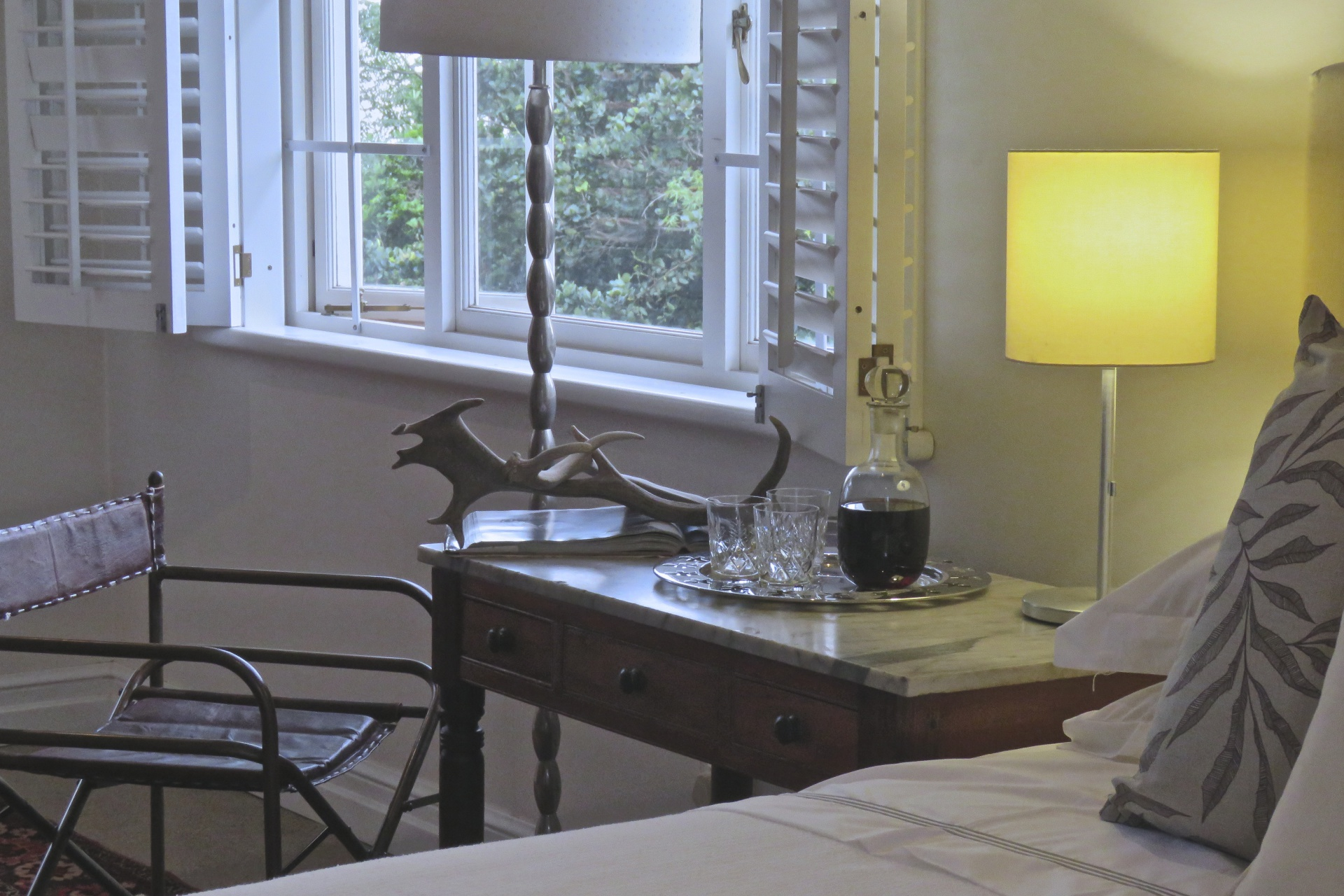 Safari Suite Bedside - Southey House