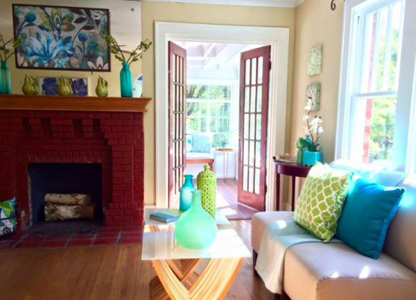 Bright Bungalow Staging