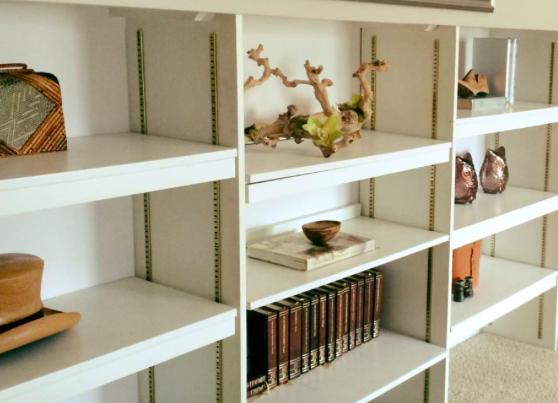 Simple shelf streamling staging
