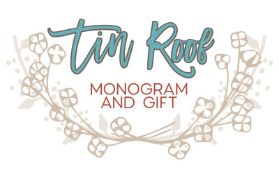 Just a lil' ol monogram & gift shop...