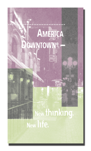 America Downtown brochure