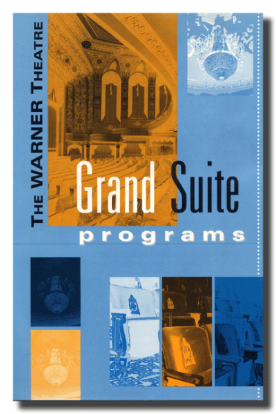 Warner Grand Suites brochure