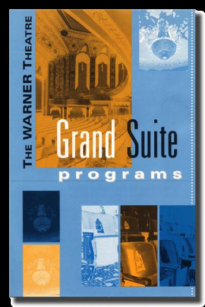 Warner Grand Suites brochure