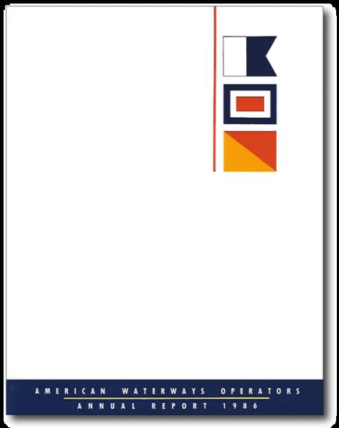 Annual Report cover - AWO