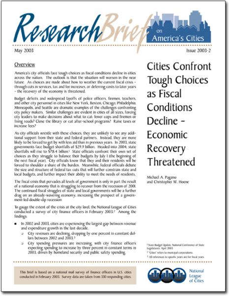 NLC Research Brief