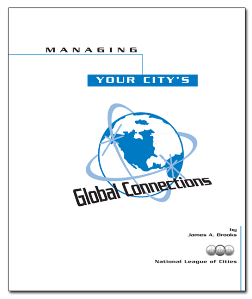 NLC Global Connections book