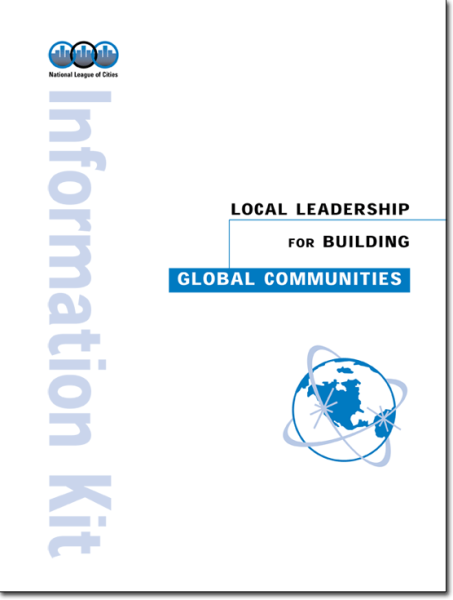 NLC Global Connections folder/kit