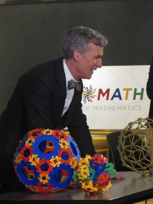 Bill Nye with ITSPHUN