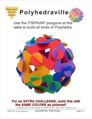 ITSPHUN Polyhedraville
