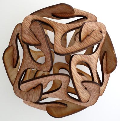 ITSPHUN octahedron