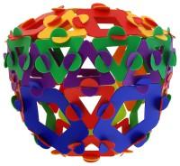 Gyroelongated pentagonal cupolarotunda