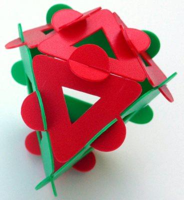 Tridiminished icosahedron