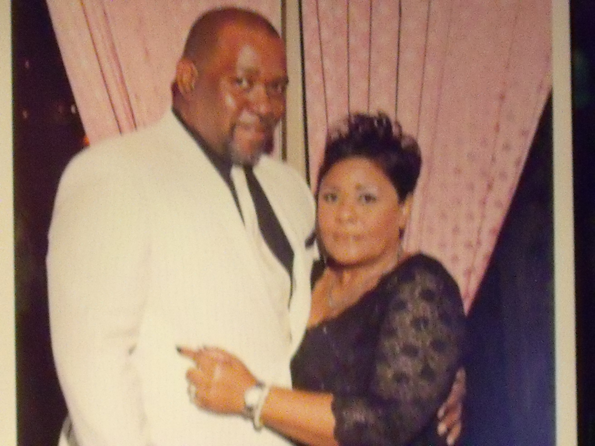 Pastor Jacquiline & Sir Walter Johnson