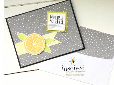 Lemon Zest Card