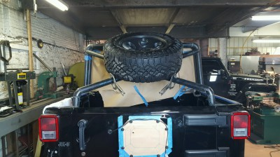 FMJ-K8 Baja Rack
