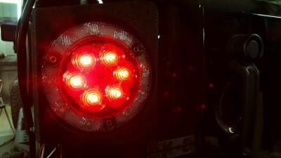 JK8, Wrangler, Custom brake lights