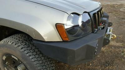 Jeep, WK, HEMI, Hemi, powder coat, winch, off road, off-road, fabrication, weld, fab