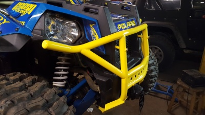 Custom Quad Bumper