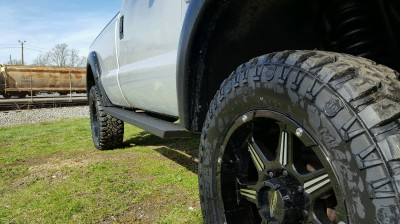 Ford Super Duty Silder Build