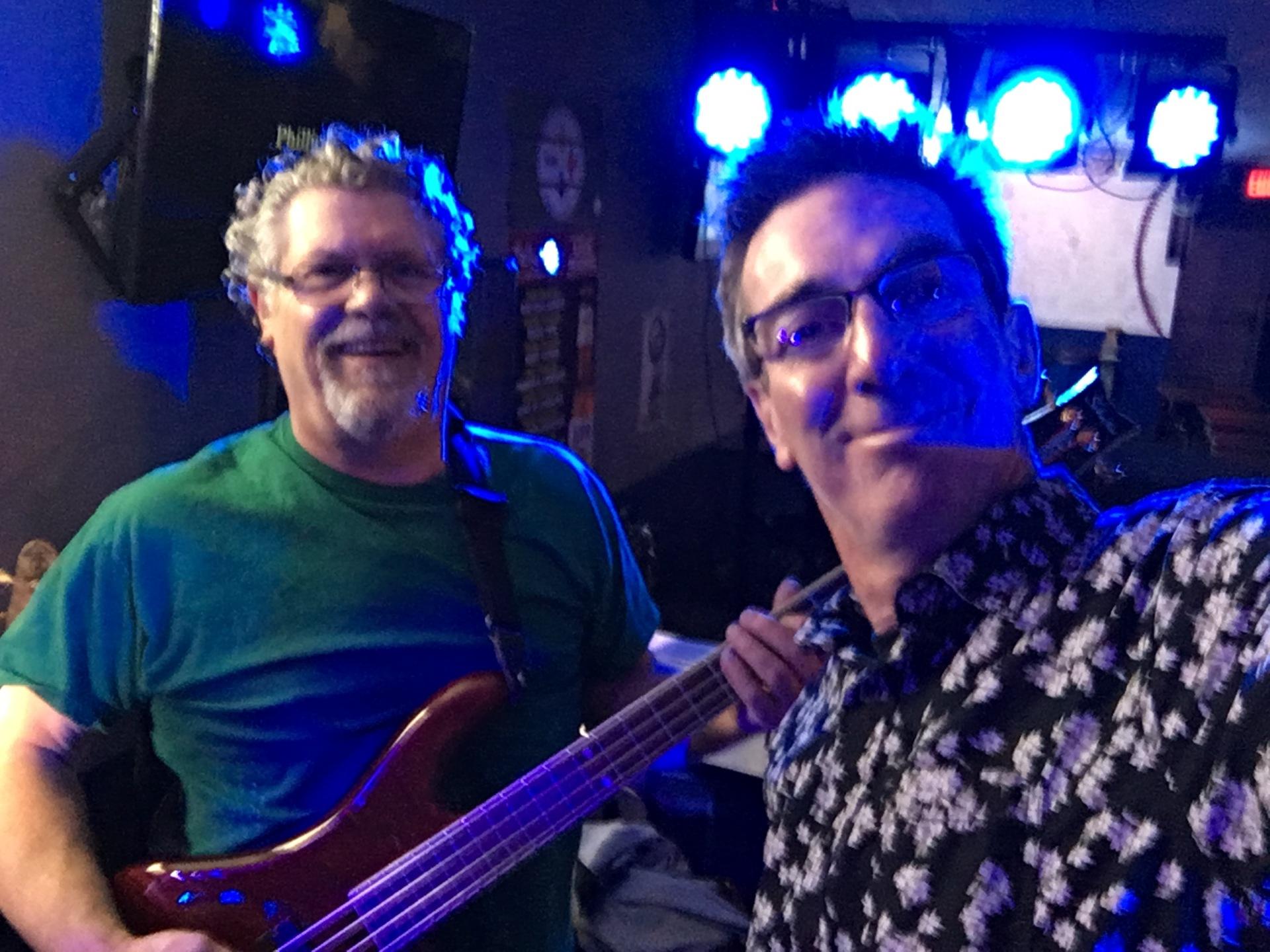 Randy and Scott
