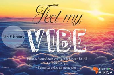 Feel My Vibe 2016