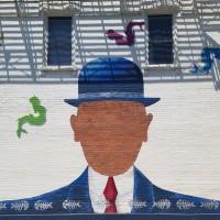 Head Mural